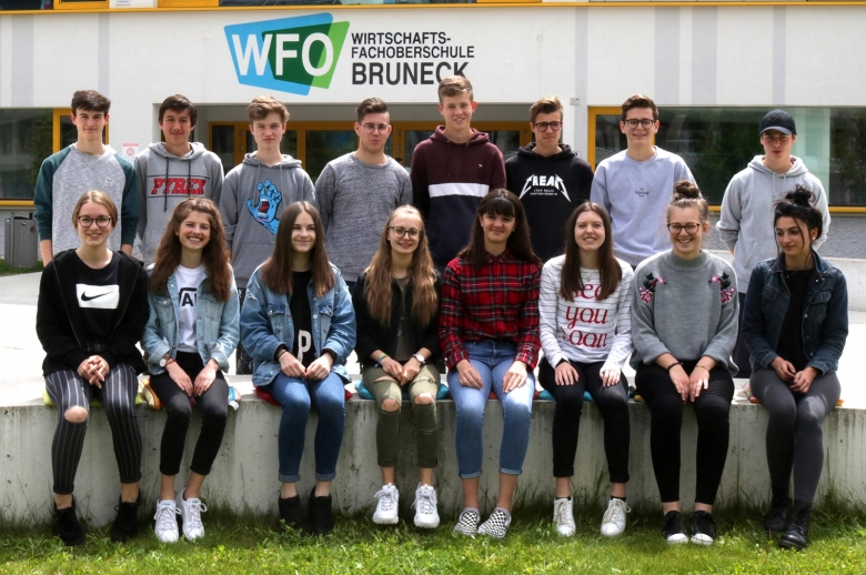Klasse 2B WFO