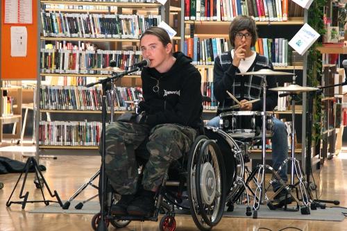 Abschlussfest des Mediotheksjahres 2007/08