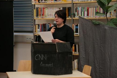 Bookslams und Workshops im KIWi