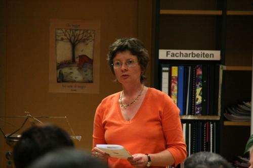 Literaturmenü 2008